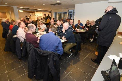 Årsmøte:  IL Stålkameratene behandler i kveld en sak om å gjennoppta fotballsatsningen i klubben og et forslag om en tvangsnedleggelse av fotballgruppa.