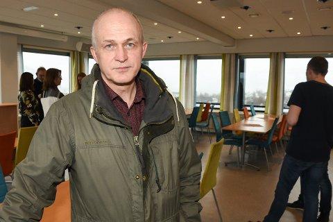 - Nå begynner kampen og jakten på ny jobb, sier Trond Kvåle ved NRK Lisensavdelinga kort tid etter at melding om nedleggelse var offentlig.