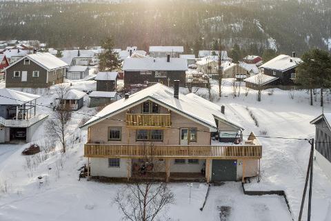 Nordhammeren 36 gikk for 4.350.000 kroner, det desidert dyreste huset som er solgt på Hammeren.