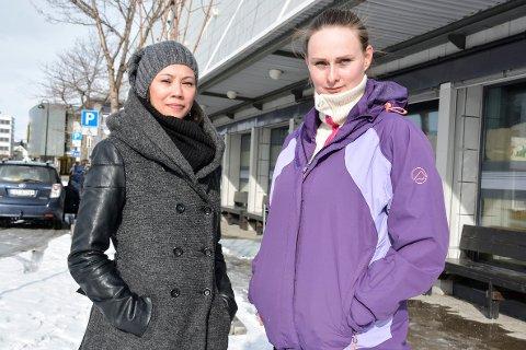 Helene Nymoen og Trine Jamtjord føler seg svært dårlig behandlet etter at de ble sagt opp av Peppes Pizza. Da de og kollegaene kom med lønnskrav for oppsigelsestiden, slo selskapet bak driften seg konkurs.
