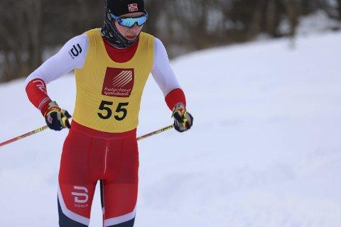 Preben Horven leverte et nytt godt løp i norgescupen.