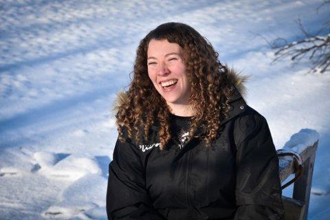 Ina Therese Trælnes jobber for at Visit Plura skal bli en fulltidsjobb.
