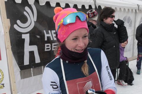 Anna Svendsen fra Tromsø satte ny rekord i kvinneklassen i fjor, og kommer tilbake i år.