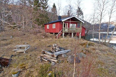 Firmahytta til Helgelandssykehuset ble solgt dagen etter visning.