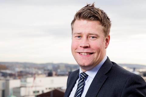 Administrerende direktør Elnar Remi Holmen i Bodøregionen utviklingsselskap (BRUS).