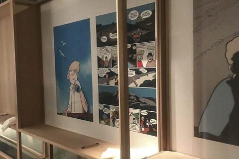 Utstilling: «Forræder» på Grønsvik Kystfort.