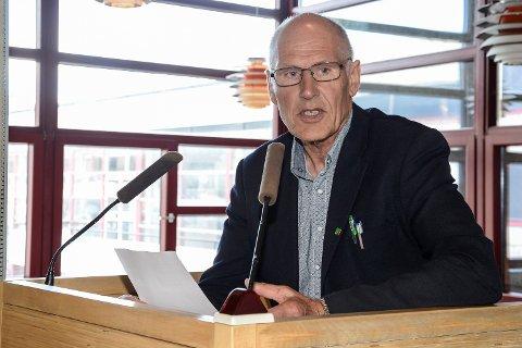 Allan Johansen ser for seg en valgkamp neste sommer og høst der han må gå ut å advare ranværinger mot å stemme på partiet hans.