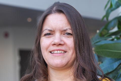 Inger Monsen er ordførerkandidat for Ap og KrF som stiller felles liste i Rødøy.