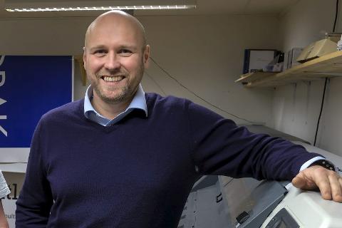 Rune Opdahl ønsker å ny havnesjef i Rana. Han kjemper med 17 andre om jobben.