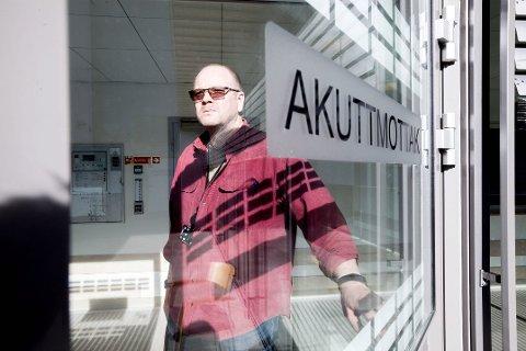 Anestesilege Kåre Løvstakken er ansatt som prosjektleder i Helgelandssykehuset 2025. Han starter i stillinga i august. Foto: Romerikes Blad