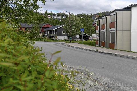 Boligmarkedet fikk seg en støkk da det norske samfunnet ble koronastengt, og for første gang på sju år gikk boligprisene ned sammenlignet med året før. Foto: Øyvind Bratt