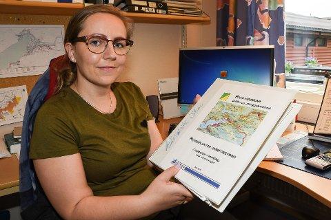 I dag styres vannforsyningen i Rana etter en utdatert plan fra mars i 2000. Nå jobber Anna Sofie Sætermo med å lage en ny plan, som skal vare fram til 2030.