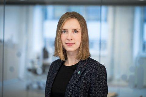 Vil ikke gripe inn: Høyere utdanningsminister Iselin Nybø.