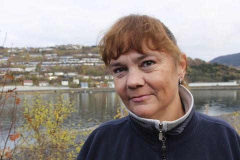 """- Mitt mål har uansett vært ett felles sykehus, plassert sentralt på Helgeland, og i følge kartet er det sør for Korgfjellet, """"innaførr"""" brua, skriver Hanne Dyveke Søttar i dette leserbrevet. Foto: Rune Pedersen"""