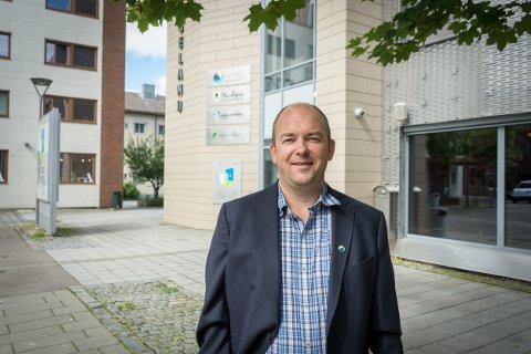 Morten Einar Edvardsen er motivert til å skape en utdanning som barna i klasserommene merker effekten av.