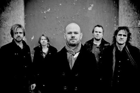 Publiners: Folk'n roll-bandet fra Brønnøysund.