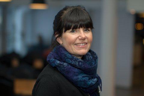Dekan ved Fakultet for sykepleie og helsevitenskap, Trine Karlsen.