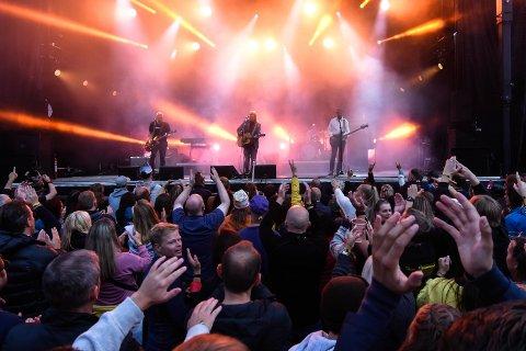Null festivalmoro på Verketsletta i år. Festivalen er avlyst.