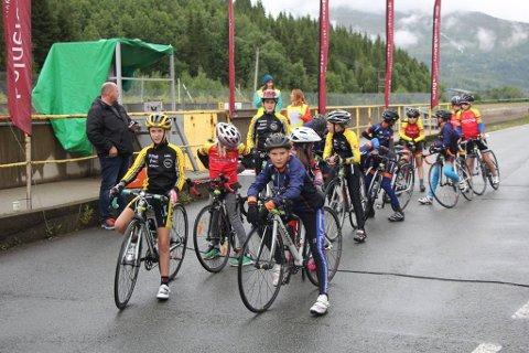 Også i år blir det sykkelritt på ACR. Det er eneste rittet Rana sykkelklubb arrangerer.