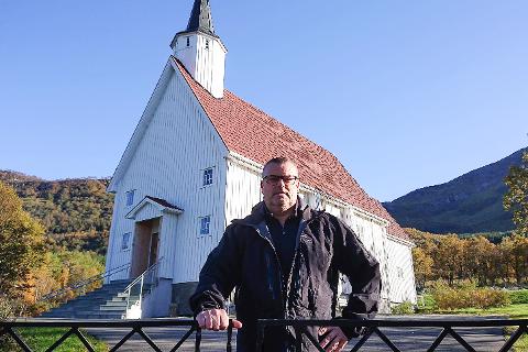 - Deltakelsen i kirkevalget i Lurøy viser at engasjementet for kirka er dalende, sier kirkeverge Morten Aspdal Olsen i Lurøy kommune.