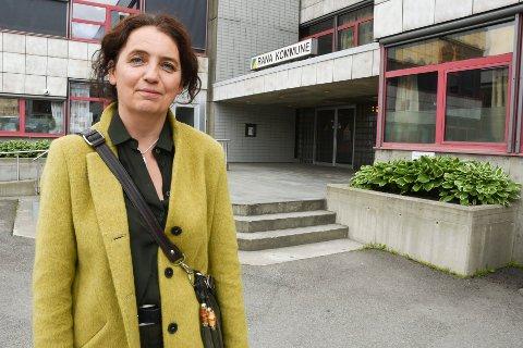 Kommunaldirektør oppvekst og kultur, Lillian Nærem. Arkivfoto.