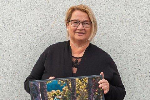 Årets sykepleierleder Lisbeth Ann Johansen er avdelingsleder for AMK og legevakt ved Helgelandssykehuset Sandnessjøen.