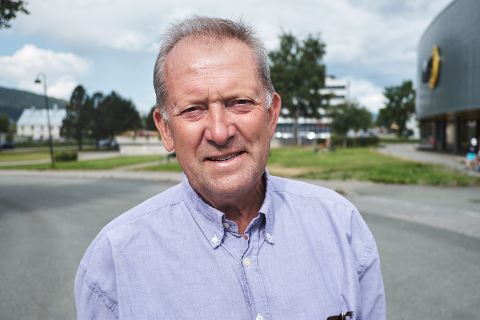 Johan Petter Røssvoll er ønsket som ordfører av 32,2 prosent av velgerne i Rana, skal vi tro den siste meningsmålingen utført av Infact.