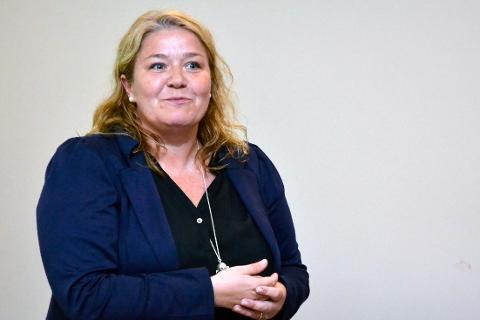 Elin Dahlseng Eide, varaordførerkandidat for Rana Arbeiderparti.
