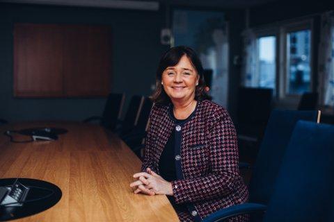 Administrerende direktør i Helse Nord RHF, Cecilie Daae, mener usikkerheten som er skapt rundt tarmkreftkirurgien i Helgelandssykehuset er uheldig.