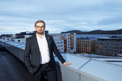 Fylkesråd for samferdsel i Nordland, Bent-Joacim Bentzen (Sp), sier at de freder de lengste strekningene, det gjelder særlig til Træna.
