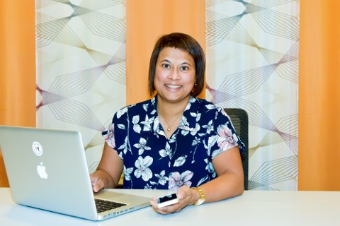 – Vi håper at når flere øker sin synlighet og attraktivitet på nett, blir resultatet at regionen øker sin attraksjonskraft som bosted, arbeidssted og destinasjonsmål, sier Monica J. Helland fra Mye i Media.