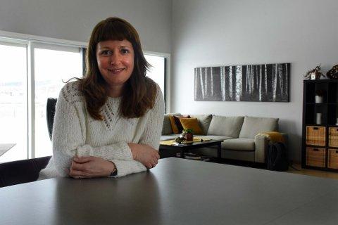 Ingelin Noresjø (Krf) Fra fauske får en sentral rolle i regjeringsapparatet. Foto: Christian A. Unosen