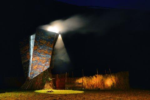 Prosjektet baser på Klemet og Klemetspelet i Hemnes.