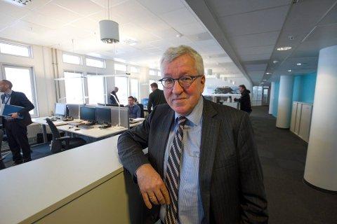 Morten Støver er ny styreleder i LNS Mining, Rana Gruber og Greenland Ruby.