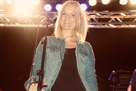Tone Eilin Vermeulen skal synge sammen med Terje Espenes under tributekonserten til Bruce Springsteen på Byscena.