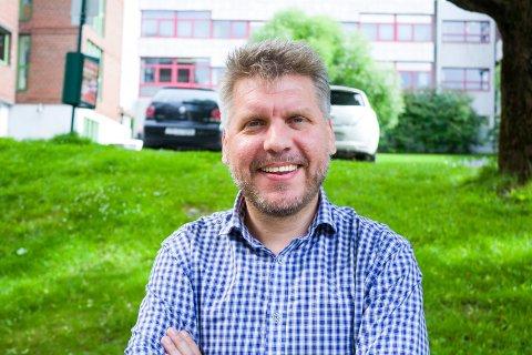Marius Meisfjord Jøsevold elsker staten.