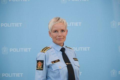 Hege Kvalvik Viken sier at Politiet i Nordland vet om saken, men at det er tysk politi som skal ta dette videre.