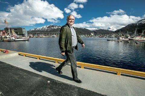 VIL SATSE VIDERE: Jan Buch Andersen, gründer og eier av Njorth Bio.