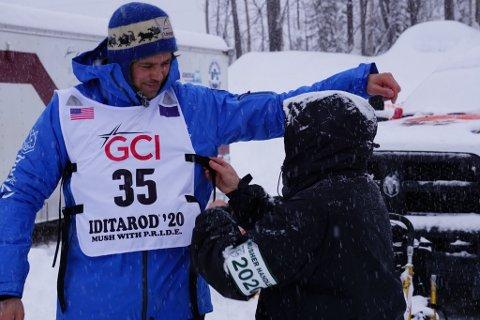 Joar Leifseth Ulsom ble nummer seks i Iditarod. Han har dermed kun plasseringer blant de sju beste siden hans første løp i 2013.