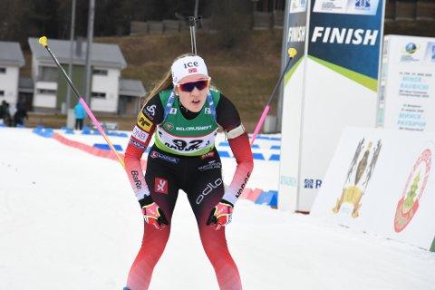 Emilie Ågheim Kalkenberg forstår ikke hvorfor formen har droppet så kraftig etter at hun dro fra Finland til Østerrike.