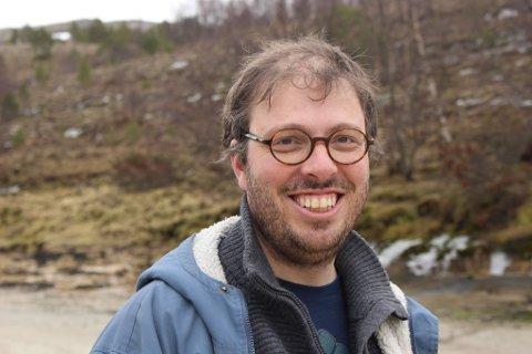 Andreas Dyrkjær, kommuneoverlege Lurøy