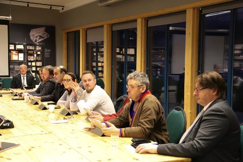 Det var Senterpartiet (bildet) som foreslo endring i ungdomsrådet til fordel for Erik Steinslett.