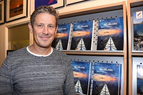 Torbjørn Tråslett, reiselivssjef Helgeland Reiseliv sier interessen for Helgeland eksploderte i påsken.