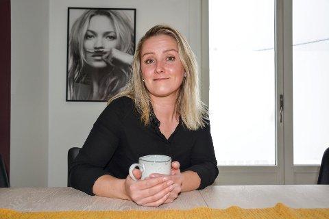Annette Halland, ansatt ved Adecco er permittert på ubestemt tid.