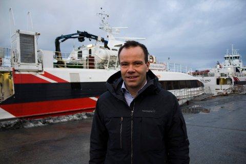 Tomas Norvoll, fylkesrådsleder i Nordland (Ap) mener de fem tomtene som kommer med anbefaling i Swecos rapport, alle i Sandnessjøen, egner seg til et nytt sykehusbygg.