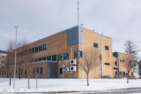 Justisbygget i Mosjøen.