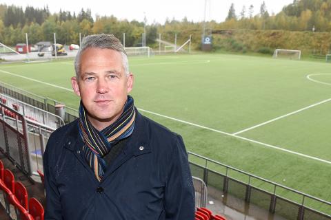 Sigurd Hognestad skal jobbe i halv stilling som daglig leder i Rana fotballklubb etter påske.