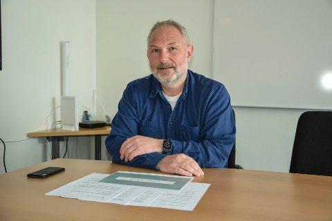 Jørn Sandstedt, i MOBO sier de må digitalisere generalforsamlingene og årsmøtene i år på grunn av koronaviruset.