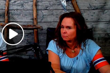 Samtidig som Anneli Virtanen har vært ansatt som driftsleder i Trondheim bydrift har hun jobbet i høyrevridde Alternativ media på fritiden.