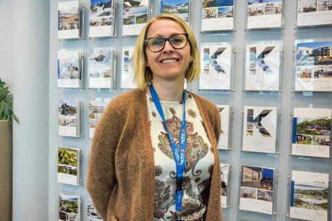 Tina Jakobsen, eiendomsmegler i Eiendomsmegler1 Mo i Rana.